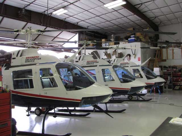 brainerd helicopters