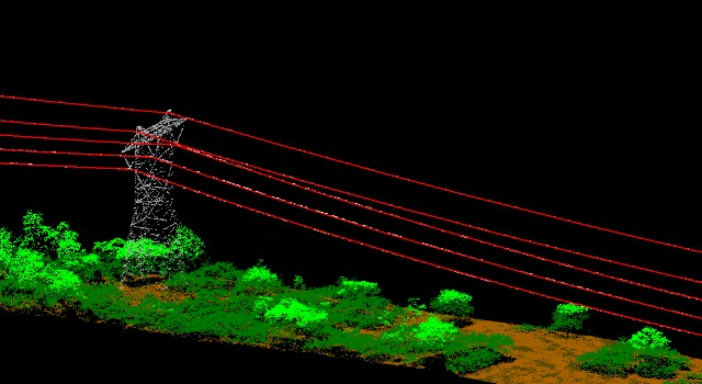 Aerial Mapping Brainerd Helicopoters Lidar And Flir